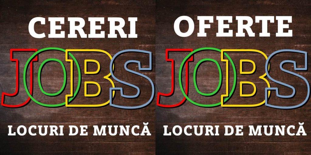 locuri de munca in Galati facebook
